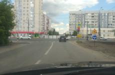 В село Засечное Пензенской области перекрыли дорогу
