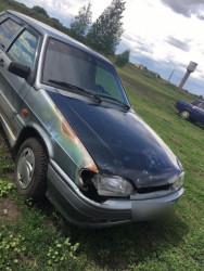 В Лунинском районе угнали автомобиль