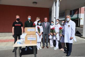 Валерий Лидин встретился с сотрудниками пензенского КИМа