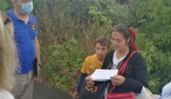 В Ленинском районе Пензы проверили 15 неблагополучных семей