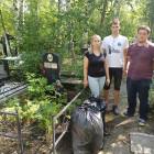 В Пензе привели в порядок могилу ветерана Великой Отечественной войны