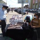 В Железнодорожном районе Пензы прошла облава на уличных торговцев