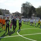 «Единая Россия» продолжает развивать спортивную инфраструктуру
