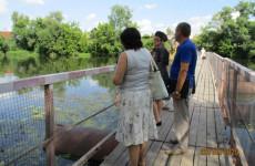 Жителям Ленинского района Пензы напомнили о правилах поведения у воды