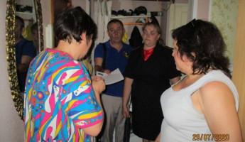 В Пензе проверили 20 семей из «группы риска»