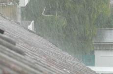 В первый день августа на Пензенскую область обрушится ливень