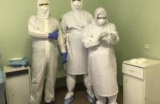 Пензенской областной больнице переданы деньги на защитные костюмы