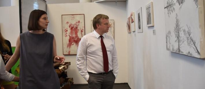 Сегодня в Пензе откроется новая выставка «Впритык»