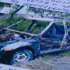 В Пензе неожиданно для хозяина машина исчезла прямо со двора