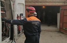 В одном из пензенских гаражей нашли мертвого человека