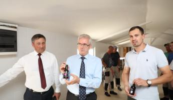 В Пензенской области запустили производство малинового сиропа