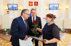 В Пензенской области наградили членов избирательных комиссий