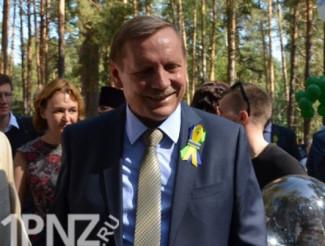 Глава пензенского Заречного Олег Климанов и его жена стали богаче