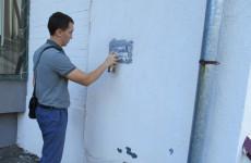 В Пензе закрасили более 20 надписей с рекламой наркотиков