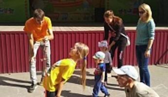 Юных пензенцев приглашают в Детский парк на День физкультурника