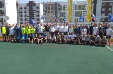 В Пензе прошел фестиваль «Дворового спорта»
