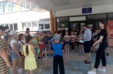 В Пензе проверили работу пришкольных лагерей