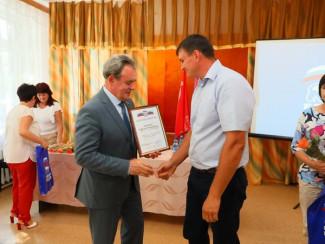 Валерий Лидин встретился с секретарями первичных отделений «Единой России»