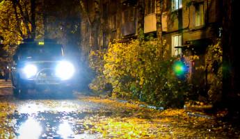 В Пензе на улице Московской обокрали парня