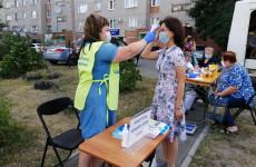 В Пензенской области проект «Поезд здоровья» продолжает свою работу