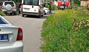 В Пензе сотрудникам экстренных служб сообщили, что найден снаряд времен ВОВ