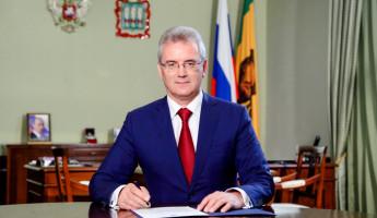 Иван Белозерцев поздравил строителей с праздником