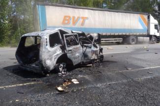 Двое взрослых и двое детей погибли в жутком ДТП в Пензенской области