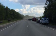 Опубликованы жуткие фото с места гибели 4 человек в Пензенской области