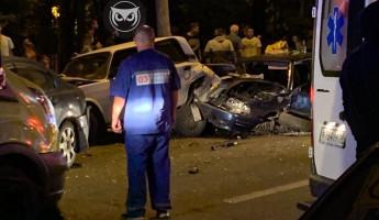 В Пензе пьяный водитель устроил ужасающее ДТП – соцсети