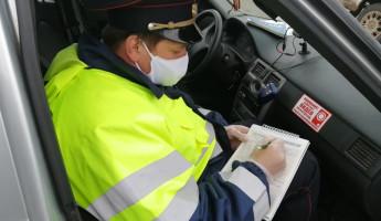 За выходные в Пензенской области поймали 50 пьяных водителей