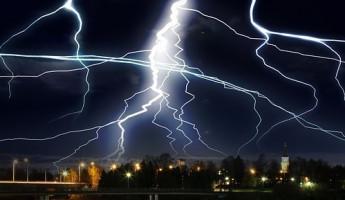 Пензенцев предупреждают о дожде с грозой 12 августа