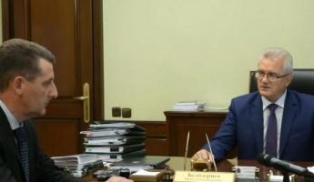 Пензенский губернатор уволил главу администрации Колышлейского района