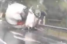 Появилось видео с места жуткого ДТП с грузовиками в Пензенской области