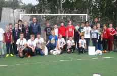 Владимир Вдонин организовал турнир по мини-футболу для детей г. Спасска