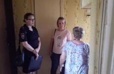 В Октябрьском районе Пензы проверили неблагополучные семьи
