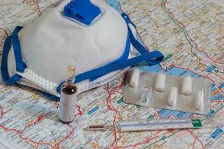 География COVID-19 в Пензенской области: новые случаи по районам