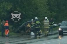 Под Пензой случилось страшное ДТП: на месте работают спасатели