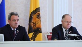 В Пензе прошло заседание регионального Совета руководителей фракций «Единой России»