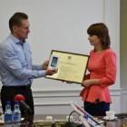 Мэр Пензы Виктор Кувайцев поздравил сотого обладателя квартиры в «Заре»