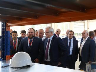 В Пензе обсудили перспективы развития промышленной отрасли