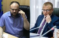 Губернаторские дебаты по-пензенски: кандидат Васильев порвал коммуниста Шаляпина!