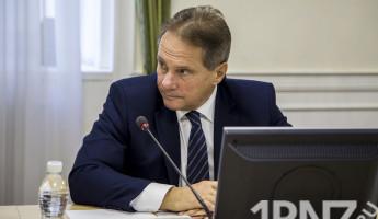 Пензенский Минспорт отчитался о доходах: заработал только Кабельский