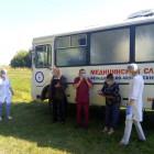 В Пензенской области около 20 тысяч человек было осмотрено врачами с помощью передвижных медицинских комплексов