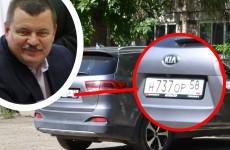 Пензенский депутат гоняет на чужой иномарке и паркуется, как хочет. Расследование