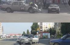 В селе Засечное «Волга» превратилась в смятый металл