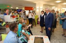 В Пензенской области открыли первую модельную библиотеку стоимостью более 11 миллионов рублей
