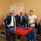 Иван Белозерцев готов поддержать детско-юношескую спортивную школу в поселке Исса