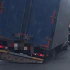 В Пензе две машины «провалились» в асфальт на улице Кулакова