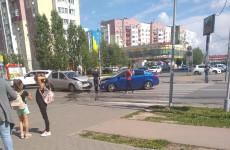 В селе Засечное на «заколодованном» перекрестке снова случилось ДТП