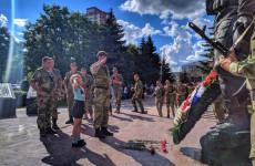В Пензе состоялось мероприятие, посвященное Дню подразделений специального назначения